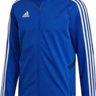 adidas Teplákové bundy Tiro 19 Modrá