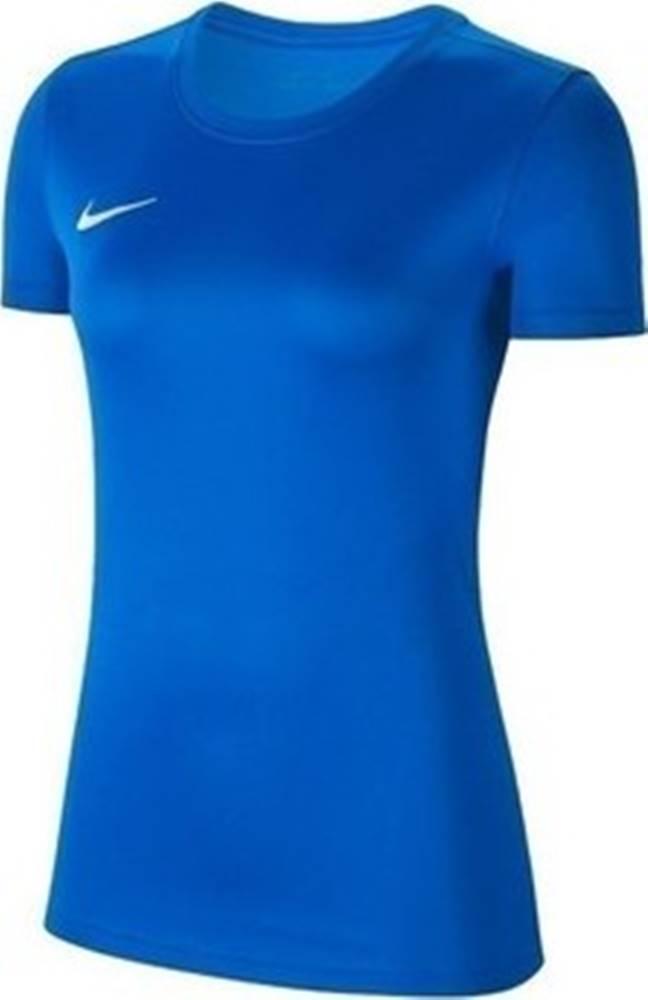 nike Nike Trička s krátkým rukávem Womens Park Vii Modrá