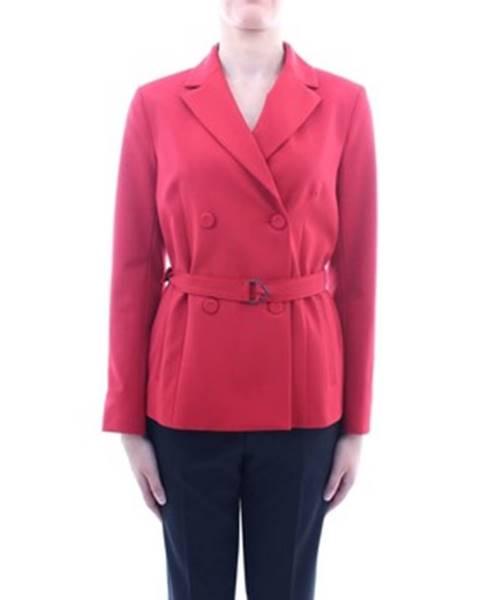 Červená bunda Beatrice B