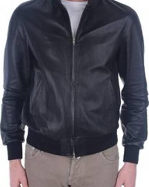 Černá bunda Broos