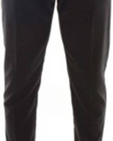 Černé kalhoty Gean Luc Paris