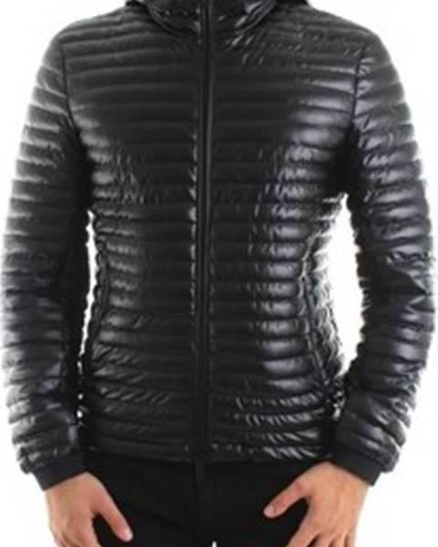 Černá bunda Armani
