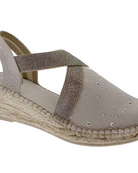 Černé sandály Toni Pons