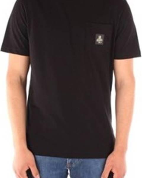 Černé tričko Refrigiwear