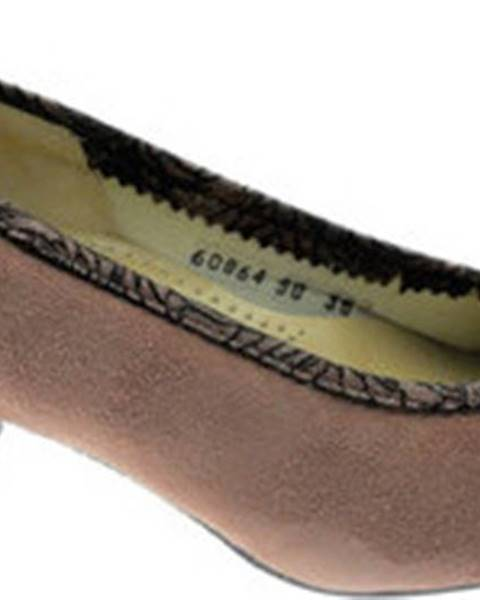 Modré boty Calzaturificio Loren
