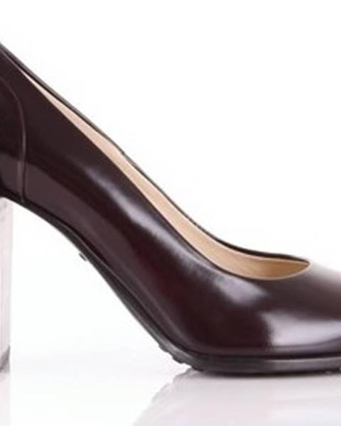 Červené boty Tod's