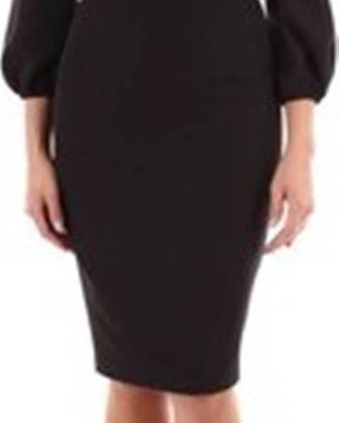 Černé šaty Access