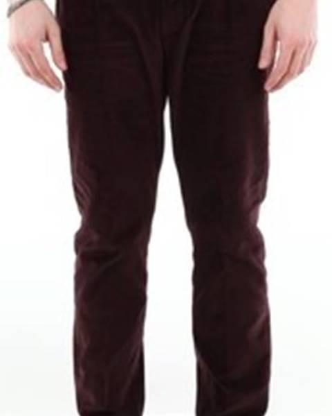 Hnědé kalhoty Twentysixseven