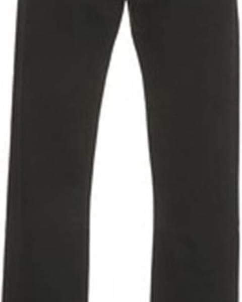 Černé kalhoty Levis