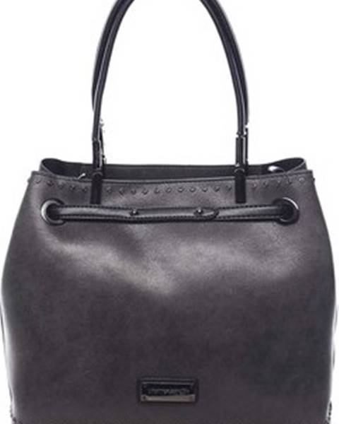 Černá kabelka Pierre Cardin