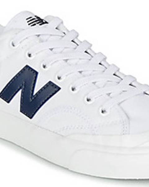 Bílé tenisky new balance