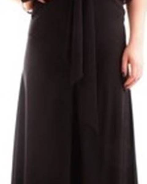 Černé šaty Fabiana Ferri