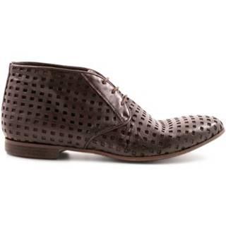 Leonardo Shoes Kotníkové boty 2580/4