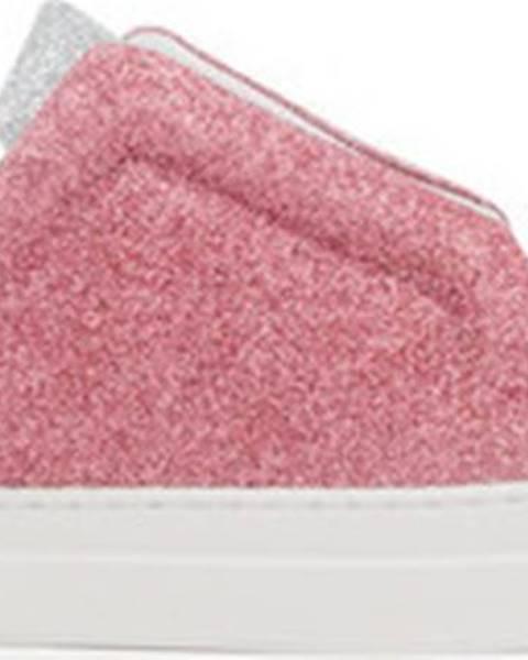 Stříbrné boty Pierre Hardy