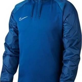 Nike Teplákové bundy Dry Academy Repel Hoodie Modrá