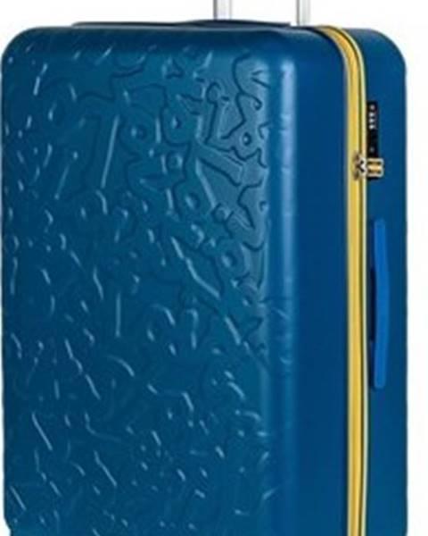 Modrý kufr Lois