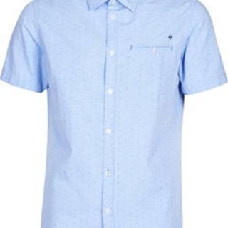 Kaporal Košile s krátkými rukávy CELO Modrá