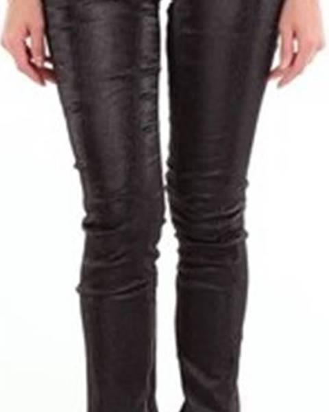 Černé kalhoty Palm Angels