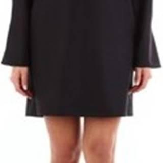 Erika Cavallini Krátké šaty A9EE9AH05 Černá