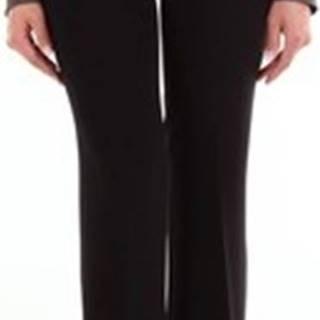 Brag-Wette Oblekové kalhoty 19WBDP033 Černá