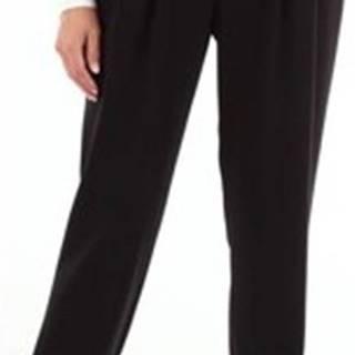 Parosh Oblekové kalhoty PIRATYXD230388 Černá