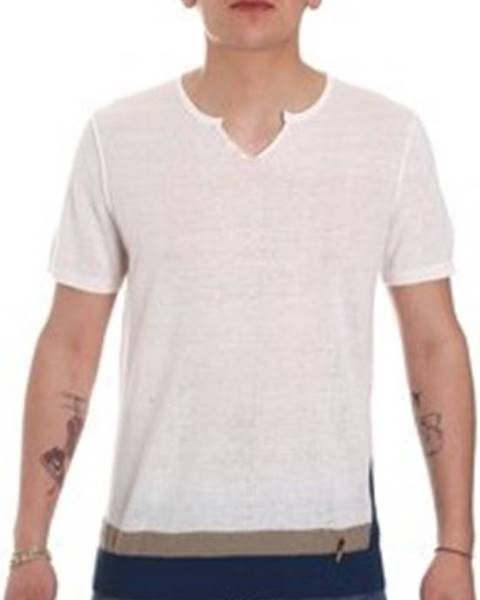 Béžové tričko GAUDÌ
