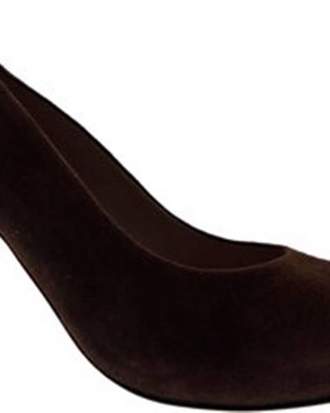 Hnědé boty Melluso