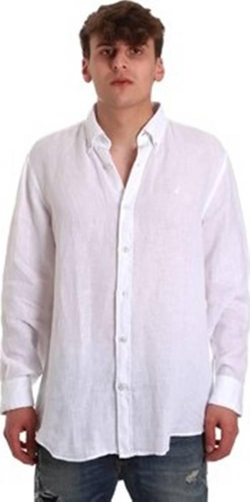 Navigare Navigare Košile s dlouhymi rukáv NV91108 Bílá
