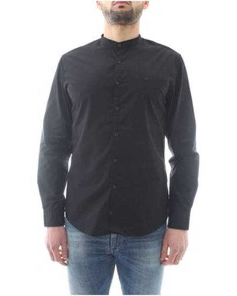 Černá košile Replay