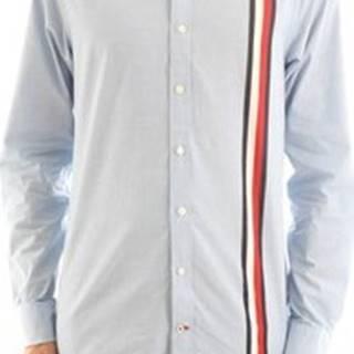 Tommy Hilfiger Košile s dlouhymi rukáv MW0MW11038 Bílá