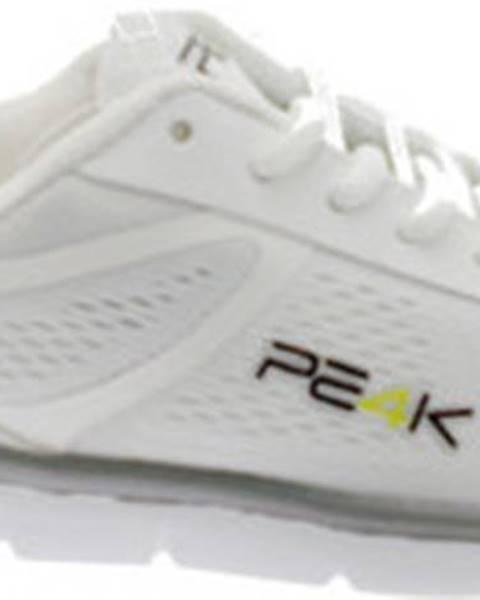 Bílé tenisky Pe4K