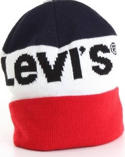 Modrá čepice Levis