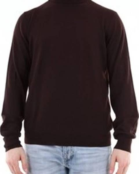 Hnědý svetr Gran Sasso