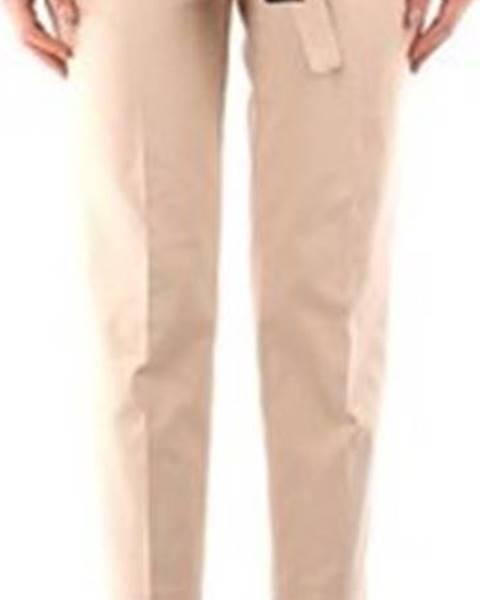 Béžové kalhoty Liu.Jo