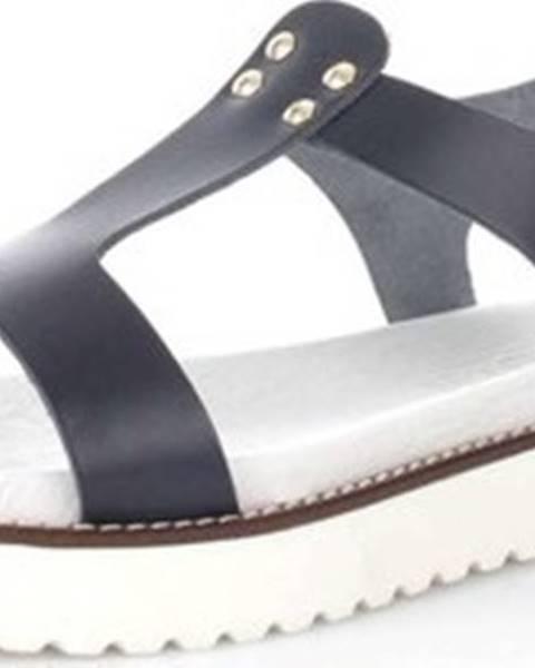 Modré sandály Seste'