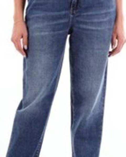Modré kalhoty Department Five