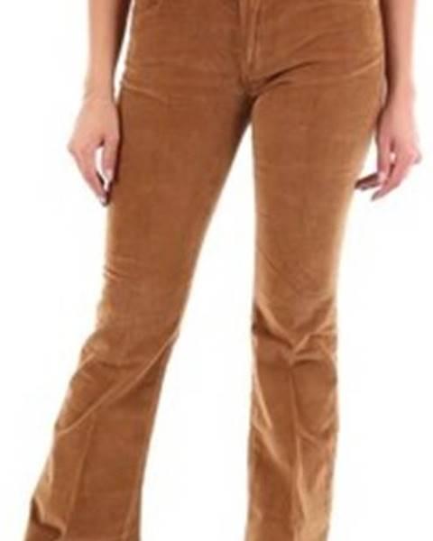 Béžové kalhoty Re-hash