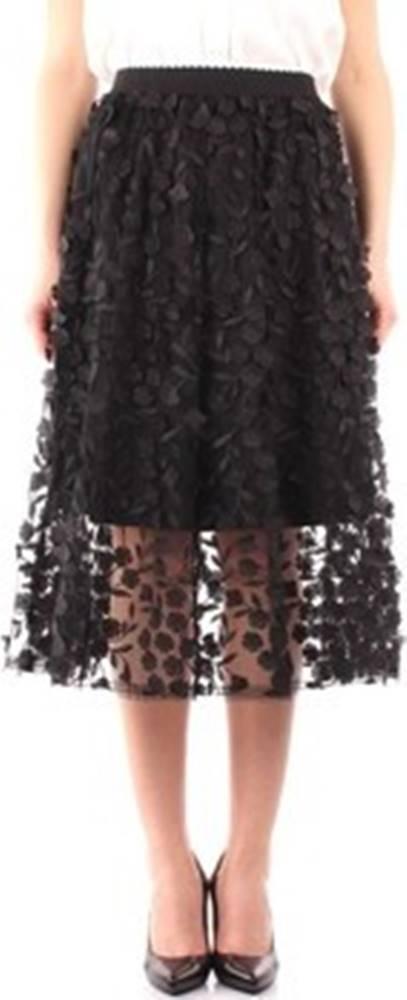 IBlues Iblues Krátké sukně OSIMO Černá