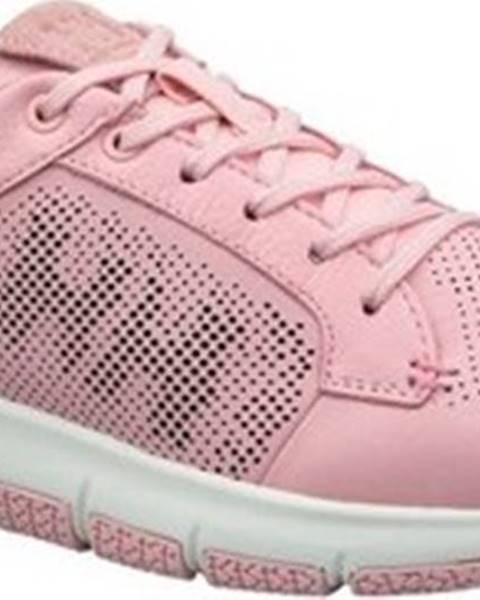 Růžové tenisky helly hansen
