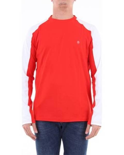 Červené tričko Jc De Castelbajac
