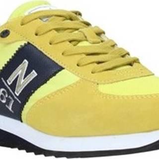 Navigare Tenisky NAM013550 Žlutá