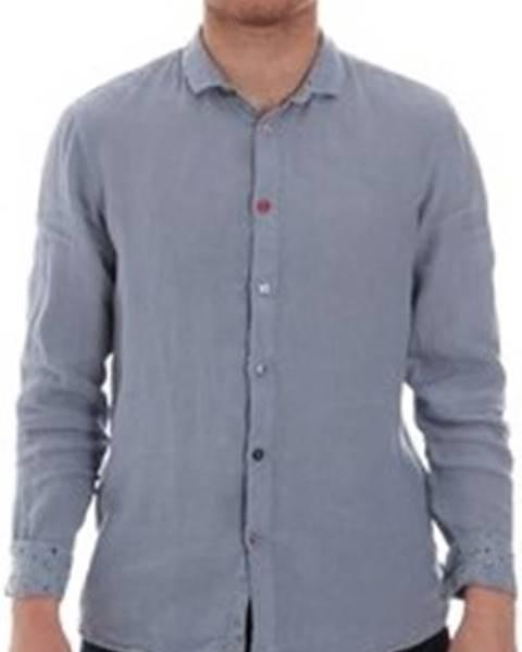 Modrá košile Sseinse