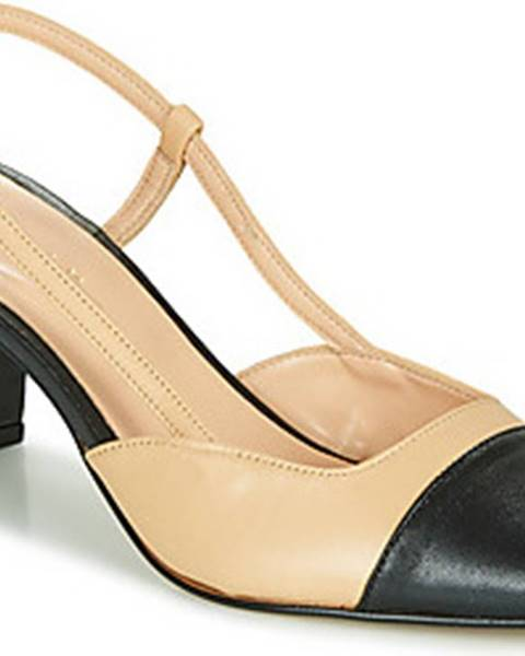 Béžové boty Jonak