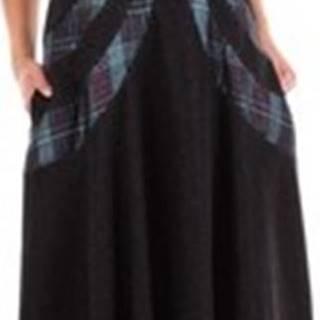 Marco De Vincenzo Společenské šaty MD5479MDVPL13 Černá