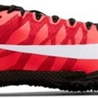 Nike Běžecké / Krosové boty Zoom Rival S 9 Track Spike U Červená