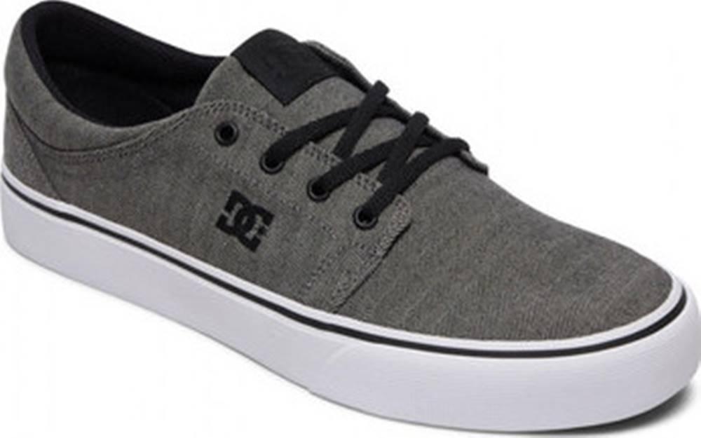 DC Shoes DC Shoes Skejťácké boty Trase tx se Černá