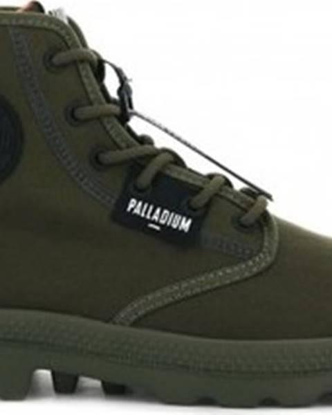 Zelené tenisky Palladium
