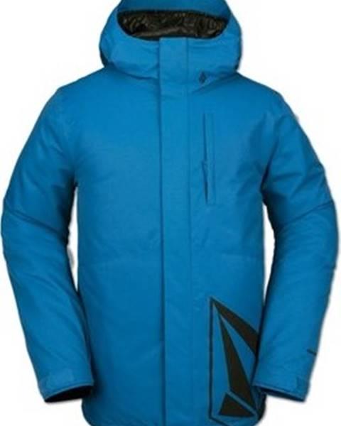 Modrá bunda Volcom