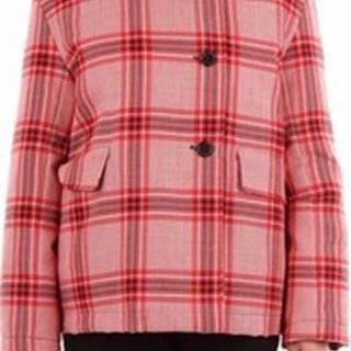 Marni Kabáty PIMA0025U0TW875 Červená