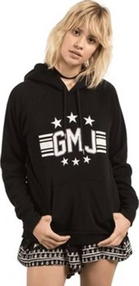 Volcom Volcom Mikiny Women's GMJ Pullover Fleece Černá
